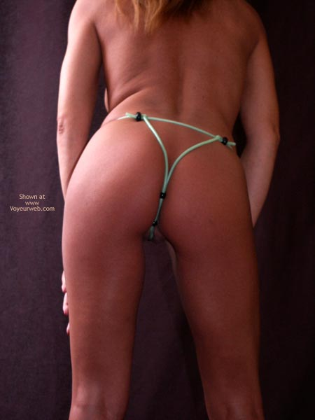 Pic #5 - Susy Rocks My Smalest G-String