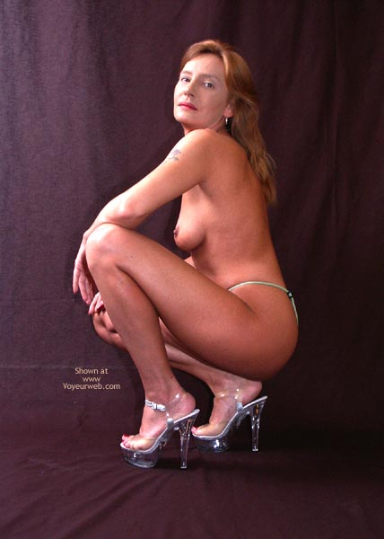 Pic #6 - Susy Rocks My Smalest G-String