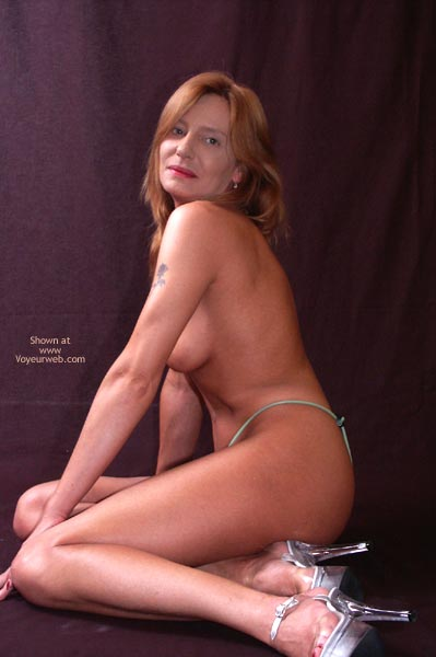 Pic #7 - Susy Rocks My Smalest G-String