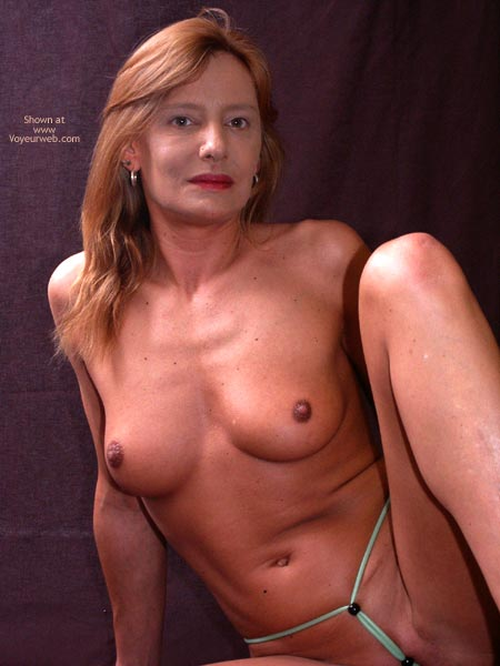 Pic #8 - Susy Rocks My Smalest G-String