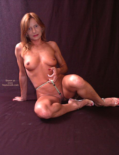 Pic #10 - Susy Rocks My Smalest G-String
