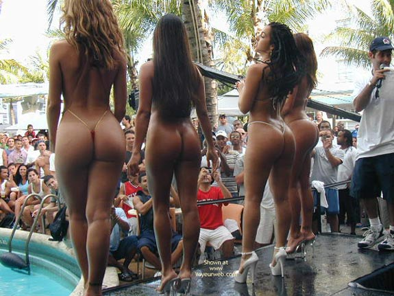 Pic #1 - South Beach Miami Hot Body Contest Part 2
