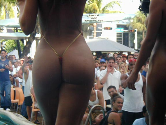 Pic #2 - South Beach Miami Hot Body Contest Part 2