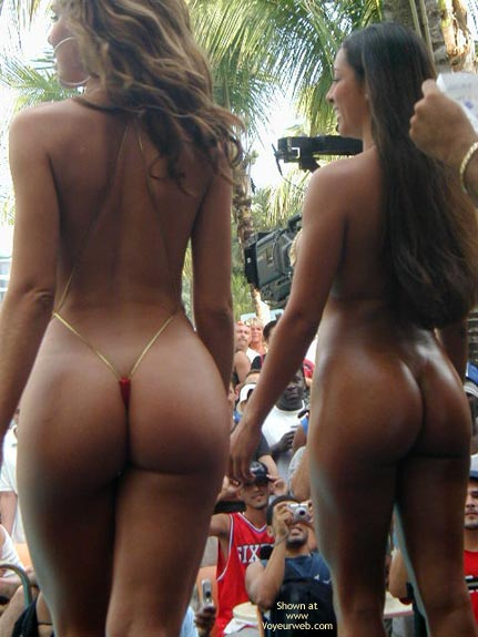 Pic #3 - South Beach Miami Hot Body Contest Part 2