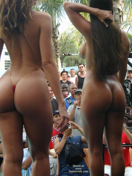 Pic #4 - South Beach Miami Hot Body Contest Part 2