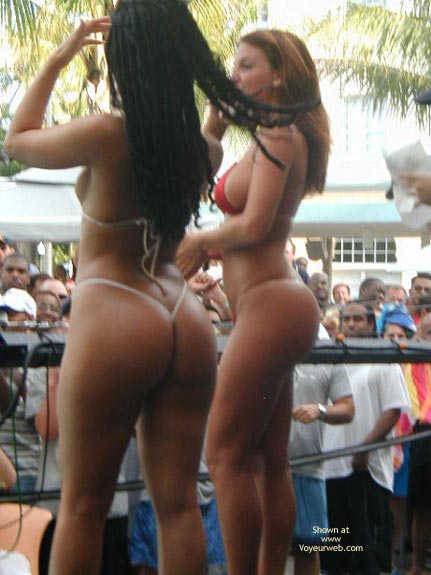 Pic #5 - South Beach Miami Hot Body Contest Part 2