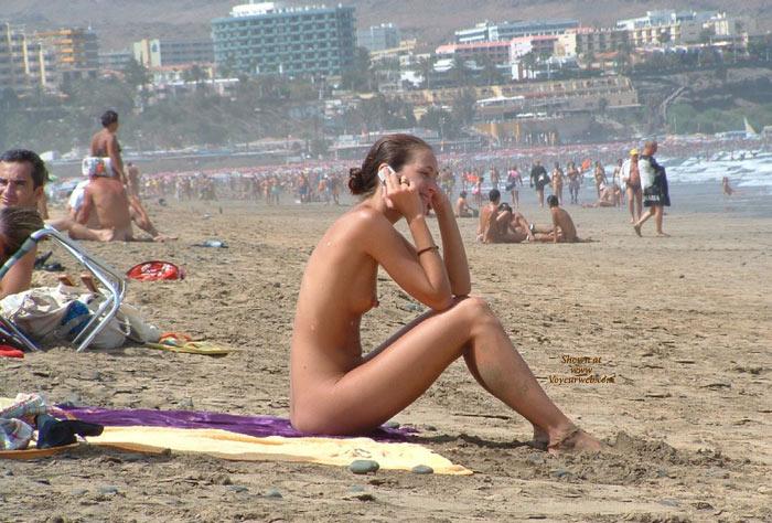 Bikini Nude Strand Scenes