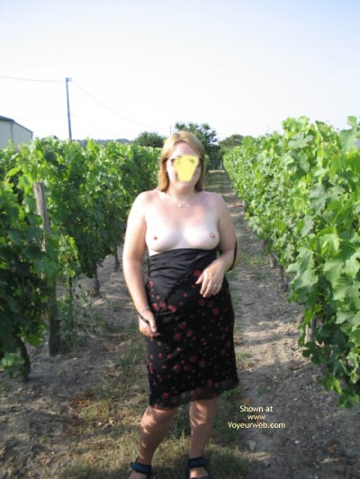 Pic #1 - Naked In The Vinyard