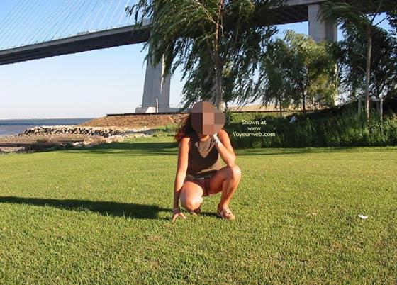 Pic #2 - Portuguese Body In  Public