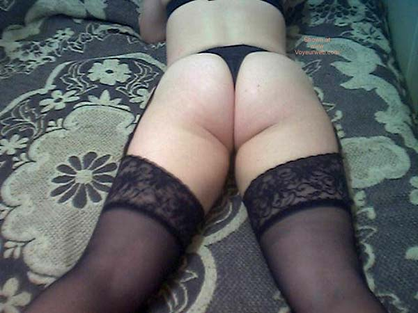 Pic #7 - *SN Wife Takes Anyway G-String