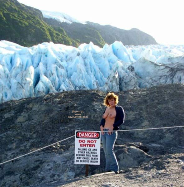 Pic #1 - Glacier Walk
