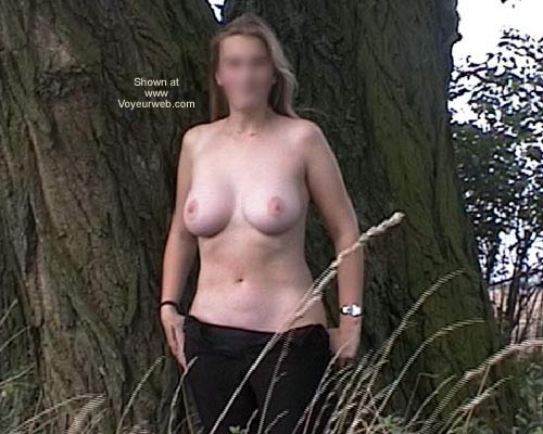 Pic #8 - Tits in Nature