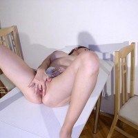 Playing On The Table