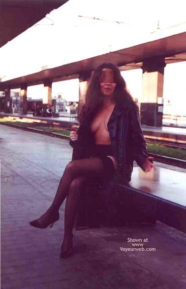 Pic #1 - Angela alla Stazione Termini