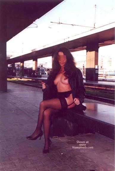 Pic #2 - Angela alla Stazione Termini