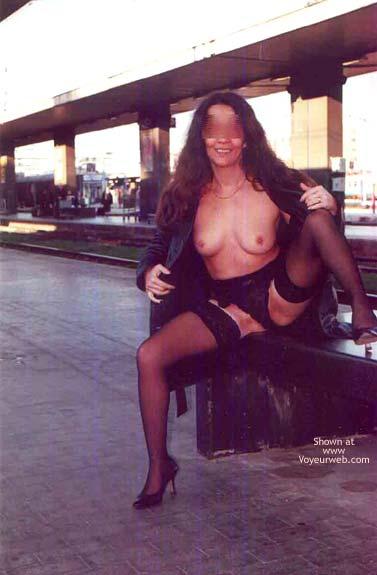 Pic #5 - Angela alla Stazione Termini