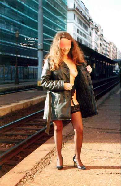 Pic #6 - Angela alla Stazione Termini