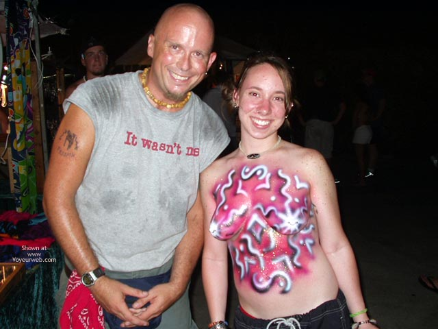 Pic #6 - Lollapalooza Boob Fun!