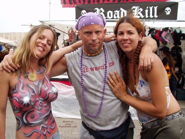 Pic #7 - Lollapalooza Boob Fun!