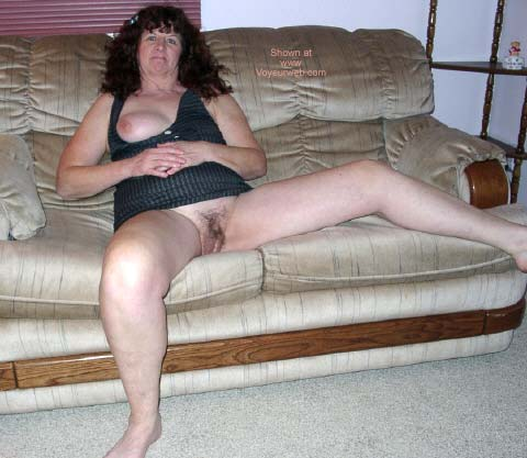 Pic #5 - My 'Mature' Lovely Wife @ Home 3