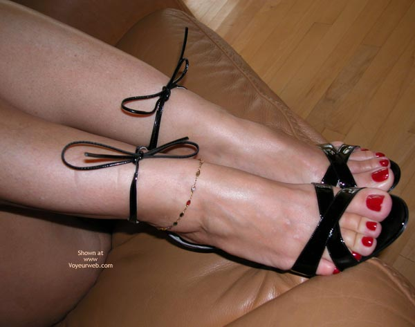 Pic #4 - CFM Heels and a Thong   1