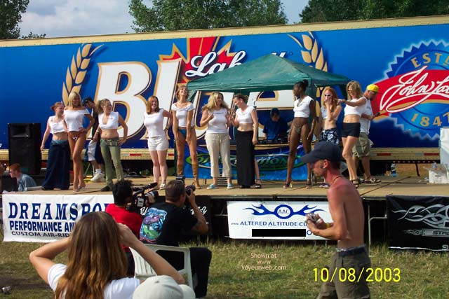 Pic #1 - Local Truck Show Wet T'S