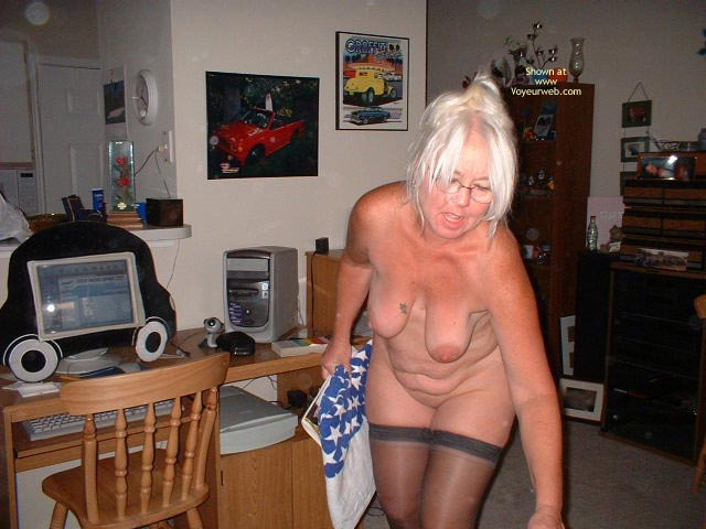 Pic #2 - Tammy Cleaning Part 2