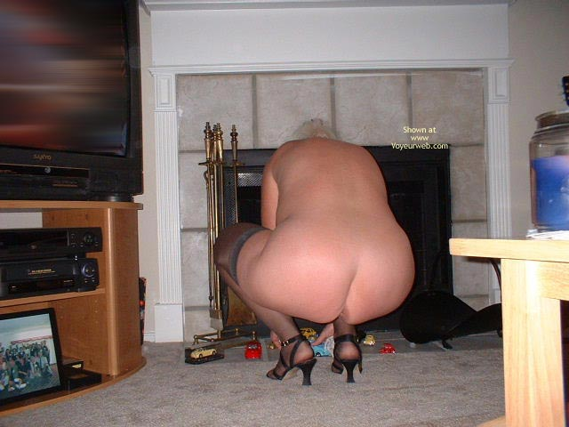 Pic #8 - Tammy Cleaning Part 2