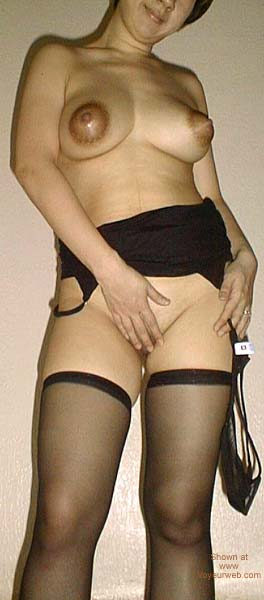 Pic #7 - *SN Asian Dyna in Nylons 2/2
