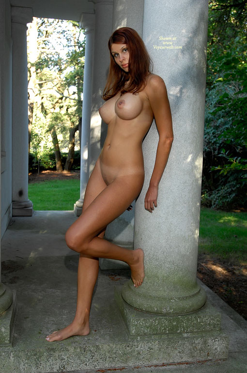Pic #2 Darlene Afternoon In The Park, First Shoot, Part 2