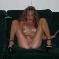 Drunk Nude Girlfriend - Blonde Hair, Long Hair, Tan Lines, Naked Girl, Nude Amateur