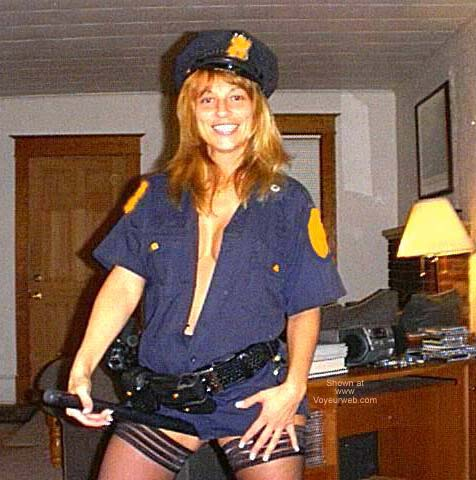 Pic #2 - Officer Misty
