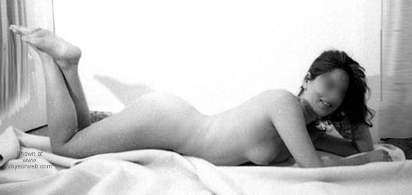 Pic #8 - B&W Lover Wife From Spain 3