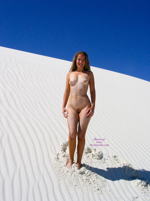 Pic #1 - White Sand, Blue Sky, Naked Girl - Brown Hair, Landing Strip, Nude Outdoors, Small Tits, Trimmed Pussy, Naked Girl, Nude Amateur , Nice Bush, Sandy Bodies, Standing Full Frontal, Sand Dune, Naked Sand Walk, Full Frontal Nude, Standing Straight, Pismo Beach Claming, Girl Posing Outside, Naturist Sand Dunes, Nude On Sand Dune
