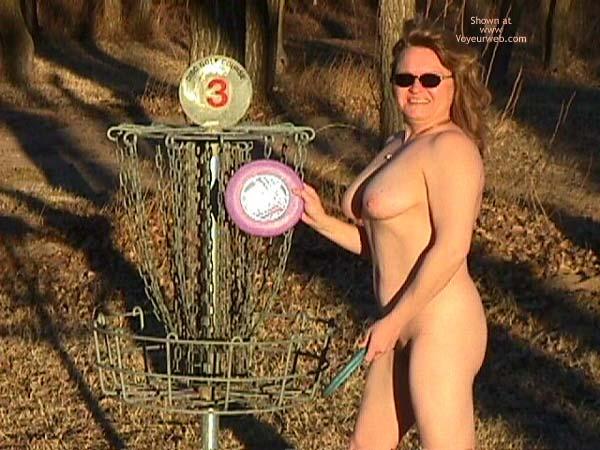 Pic #5 - Disc Golf With Tina