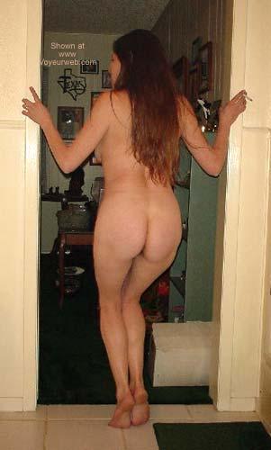 Pic #7 - Vicki's Butt