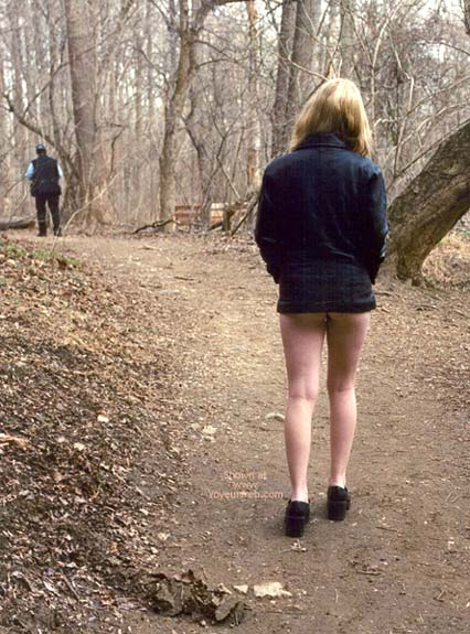 Pic #3 - *PN Amy in The Woods