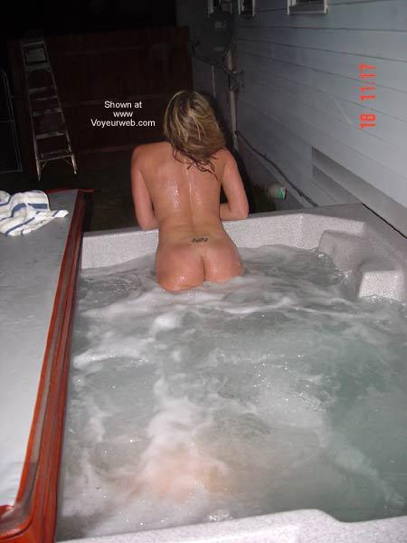 Pic #2 - Fun in The Hot Tub