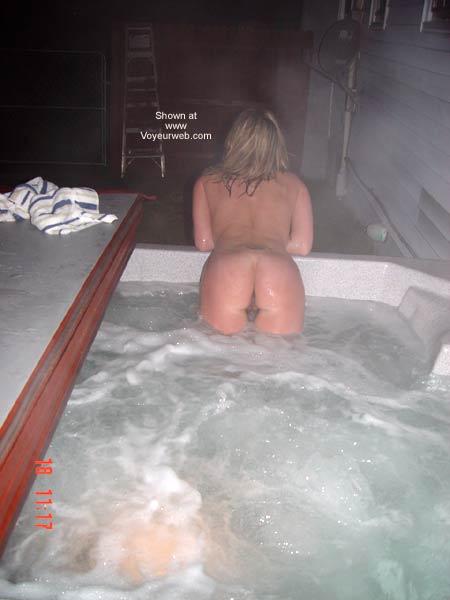 Pic #3 - Fun in The Hot Tub