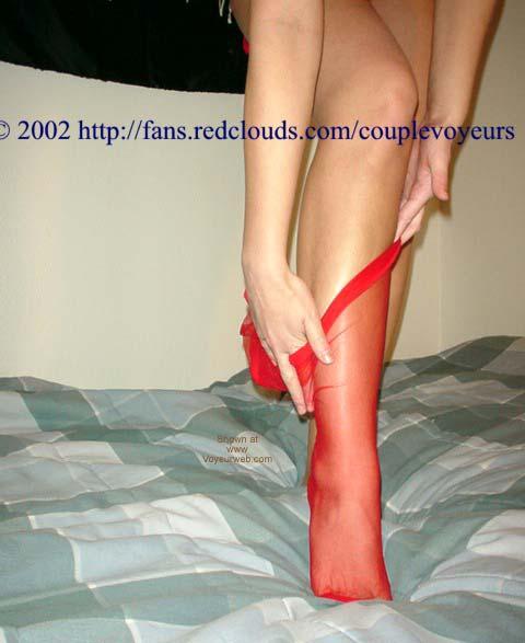 Pic #7 - 22 yo Hottie in Red