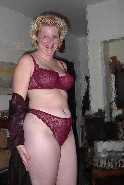 Pic #3 - Baby's New Lingerie