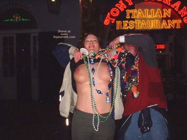 Pic #3 - Mardi Gras 2002 Contribution