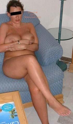 Pic #2 - English Nude Wife In Cancun