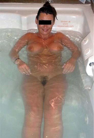 Pic #7 - English Nude Wife In Cancun