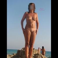 Marta On The Beach- Marta En La Playa