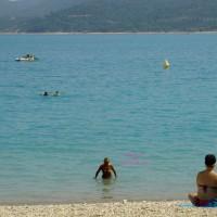 Lac (lake) St. Croix Provance France