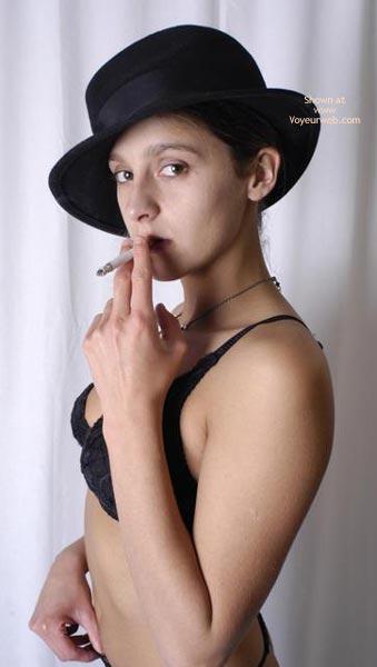 Pic #1 - Morgan Smoking