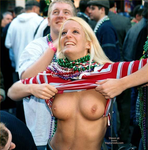 Pic #2 - Mardi Gras Happiness