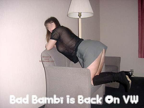 Pic #2 - Bad Bambi Is Back & BI!