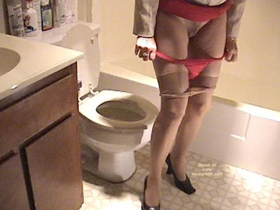Pic #9 - Kate In Bathroom